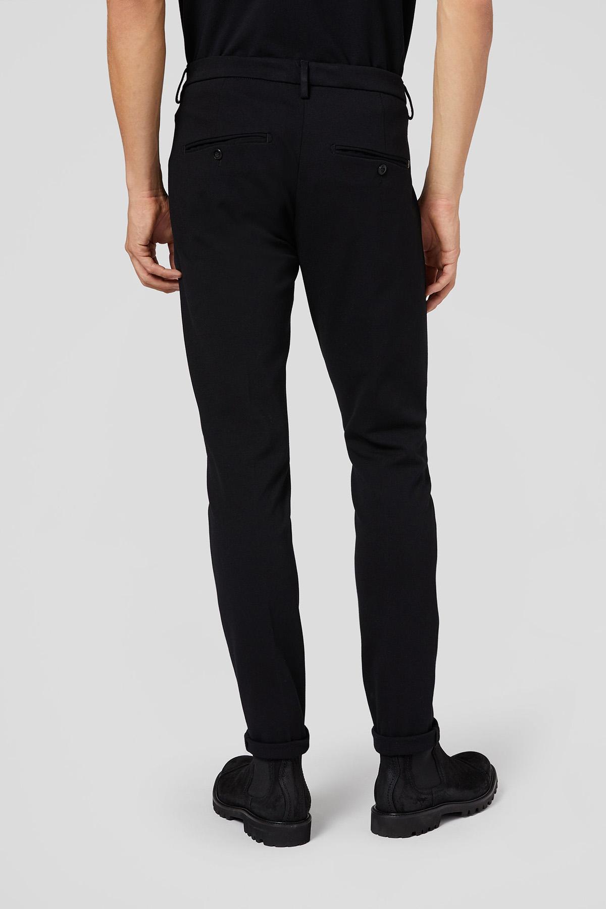 pantalone gaubert in jersey stretch DONDUP | 9 | UP235JSE108U999