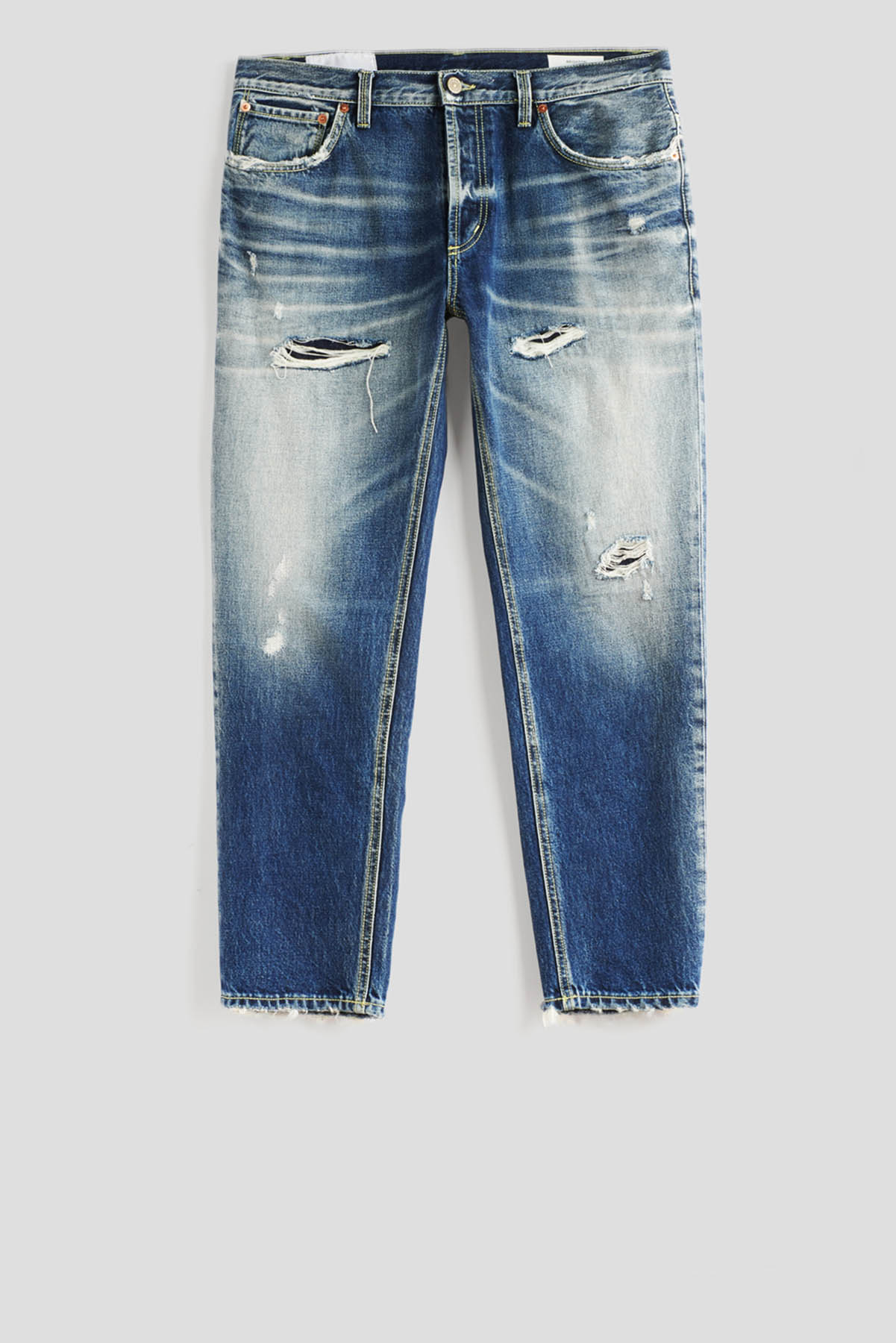 jeans carrot fit brighton con rotture DONDUP | 24 | UP434DF0239UBS0