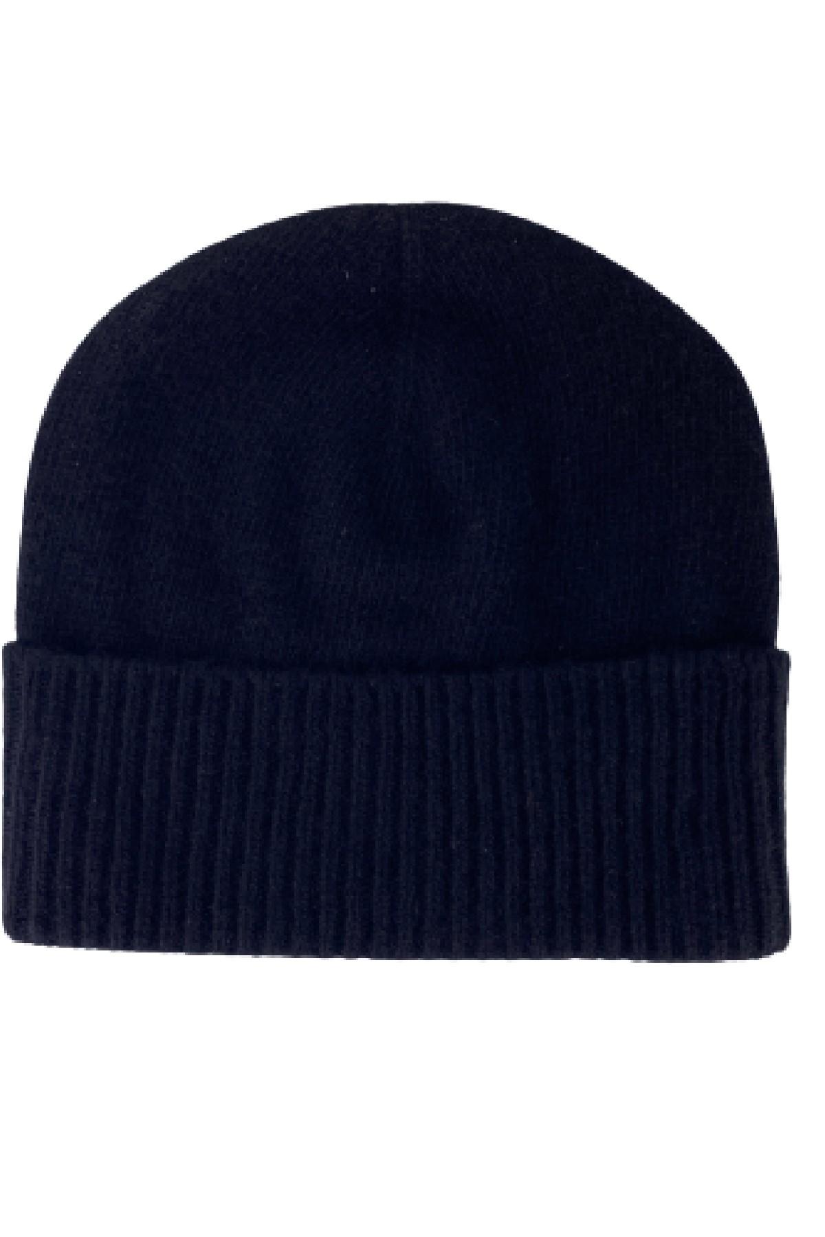 cappello in cachemire con etichetta logo DONDUP   26   UQ100Y00480U999