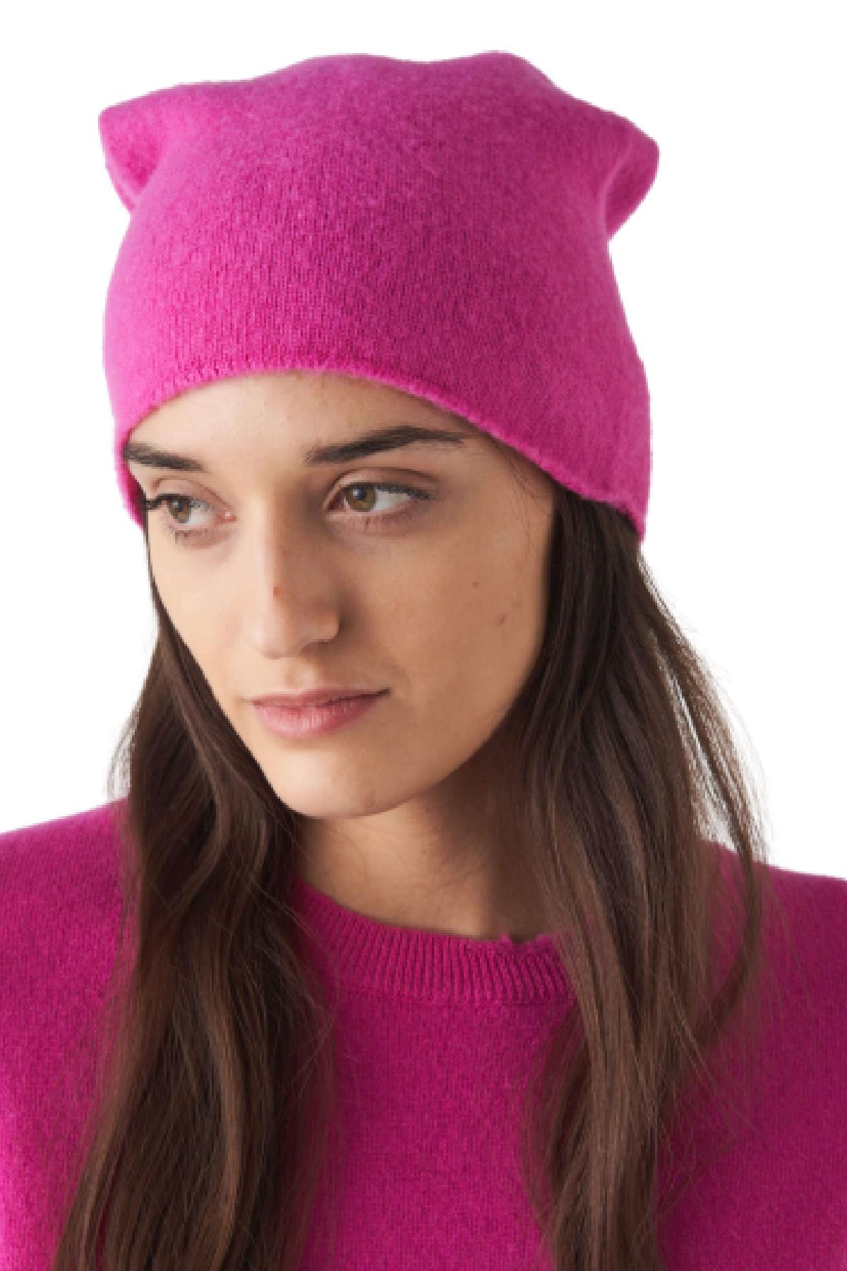 cappello  in maglia di lana vergine Grifoni | 26 | GL210028/641900