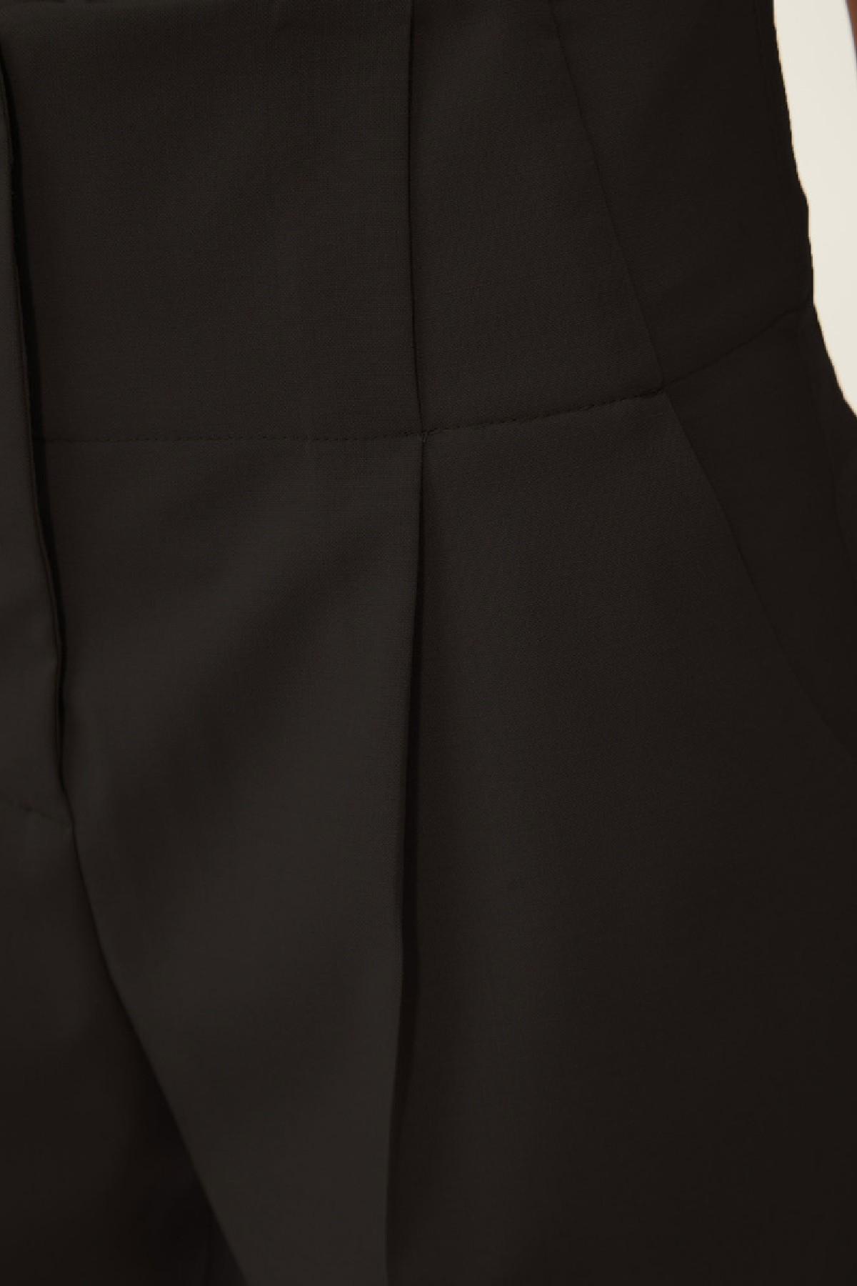 pantalone cropped montuerano MALLONI | 9 | 70489S019MON2