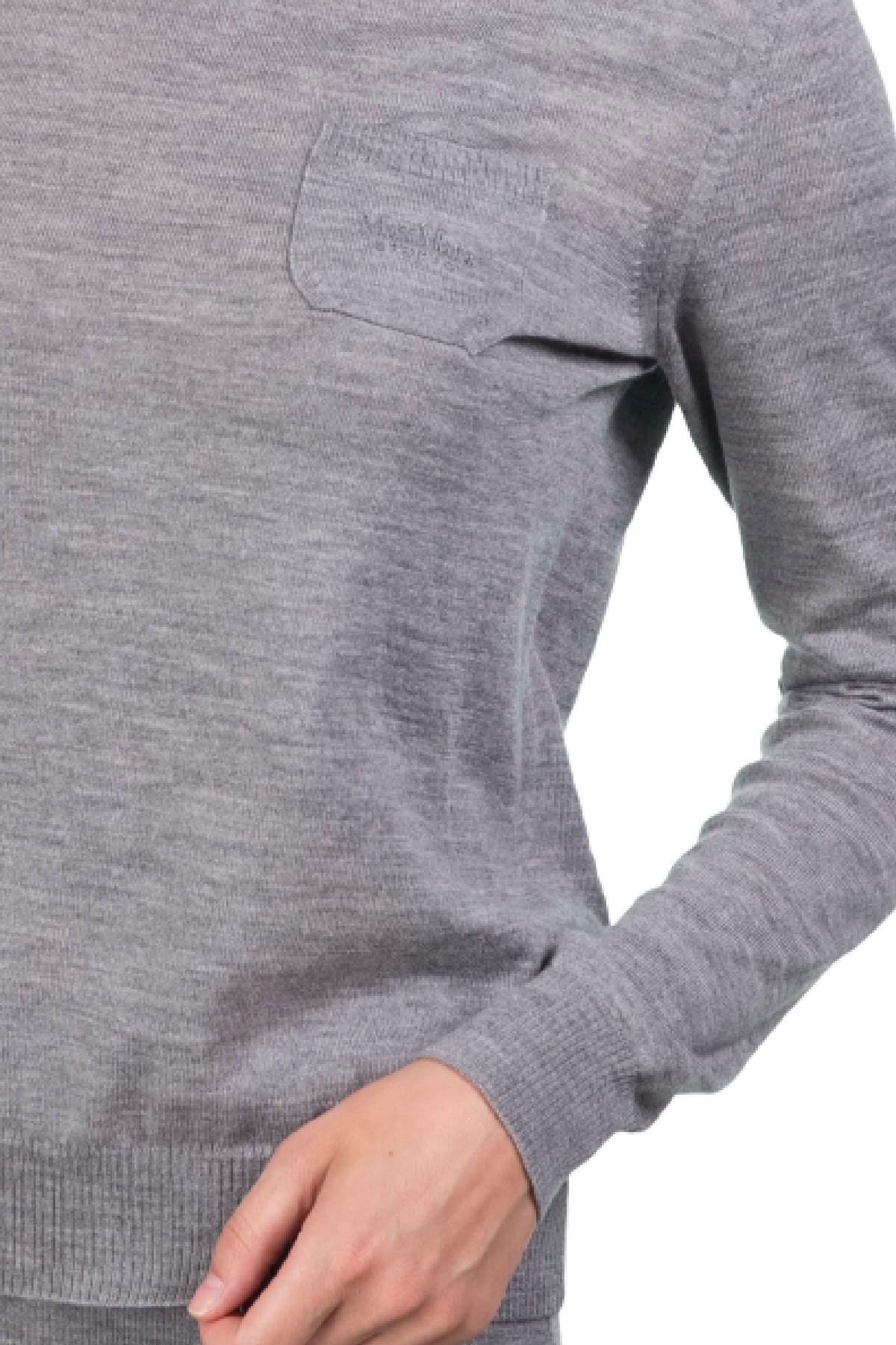 maglia micron in filato di lana MAX MARA Studio | 7 | 63661219600001