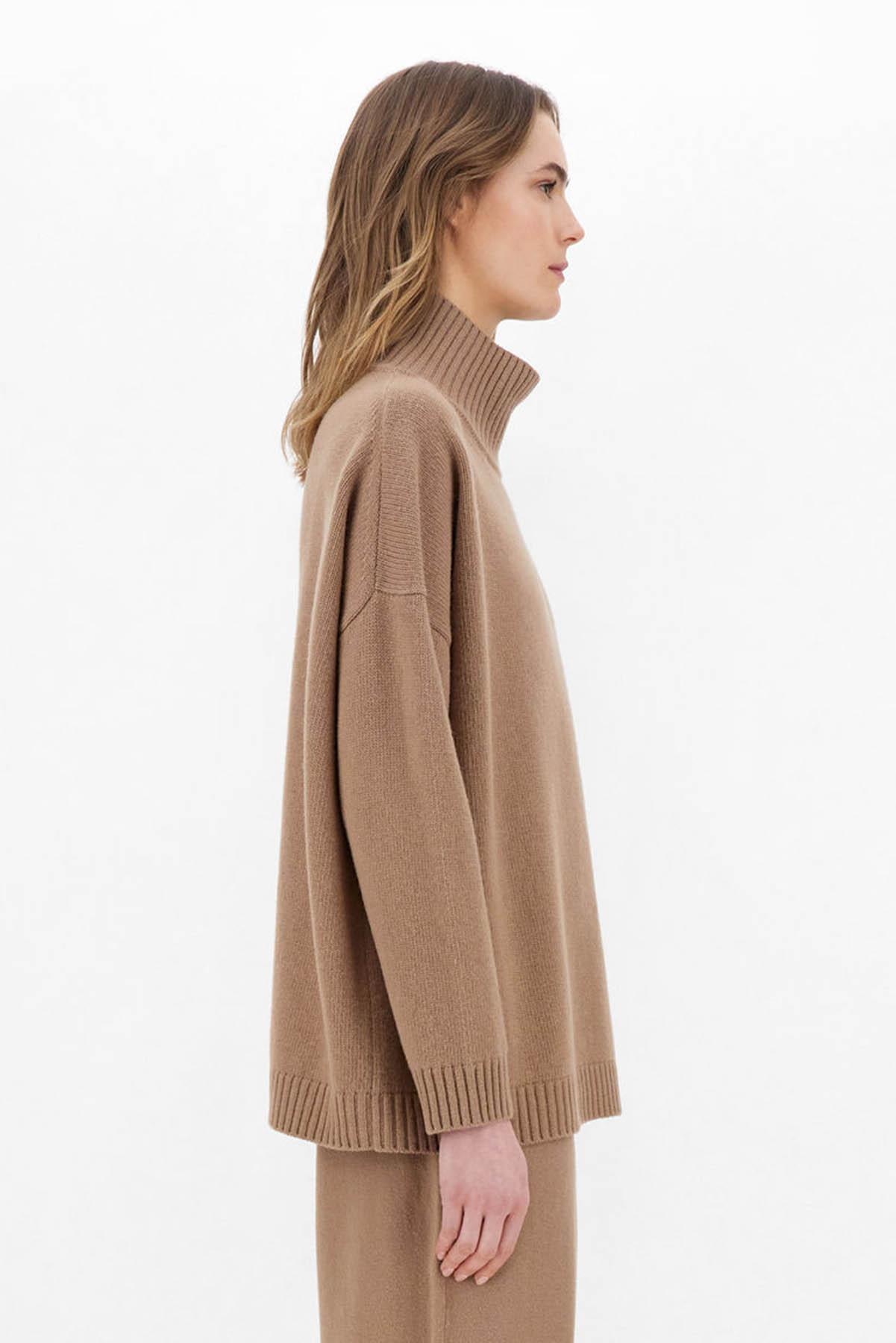 maglia in lana zurlo in pura lana vergine MAX MARA WEEKEND | 7 | 53661113600005