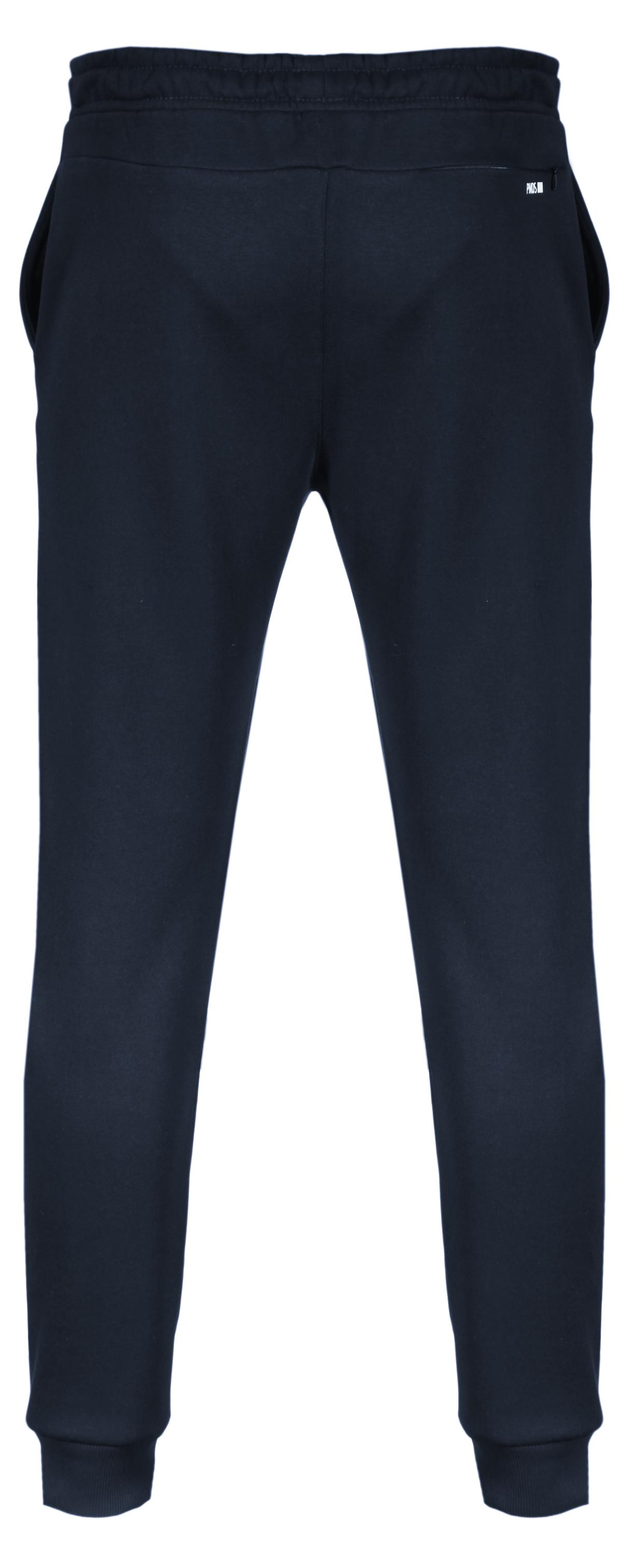 pantaloni blu in felpa invisible task PMDS   9   574WP06