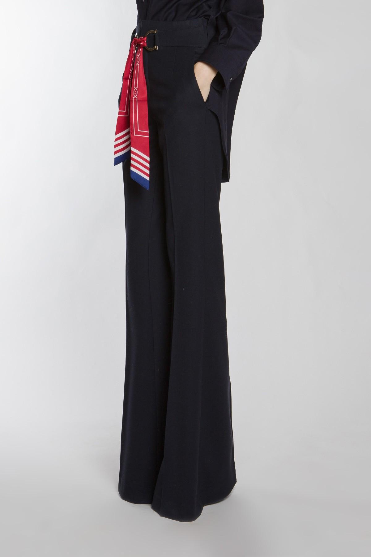 pantalone amelie twill stretch Seafarer | 9 | SWP0007TWS00025090