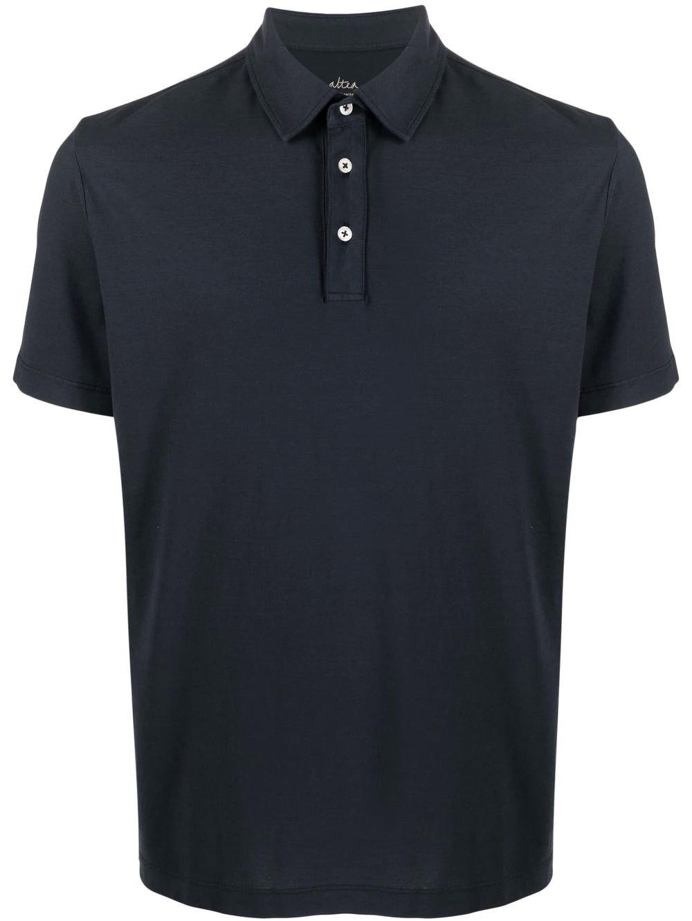 Altea polo smith jersey di Cotone Blu Altea | 2 | 215500001/R