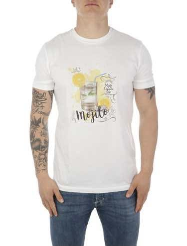 Altea t-shirt lewis in cotone con stampa Altea | 8 | 215522160/R