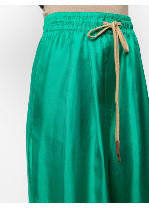 Alysi pantalone twill seta ampio AlYSI | 9 | 101149P12391