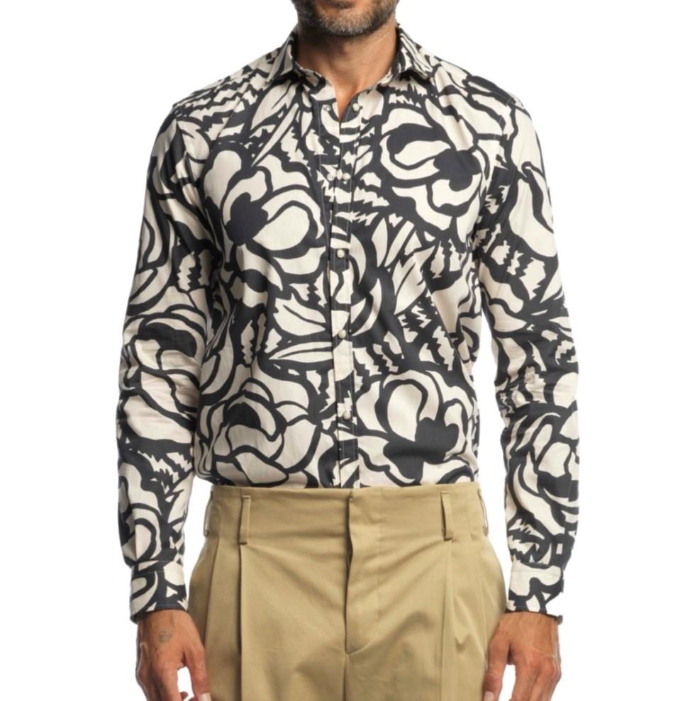 Brian Dales camicia Camicia Cotone Fantasia BRIAN DALES | 6 | BS50SPST8357002