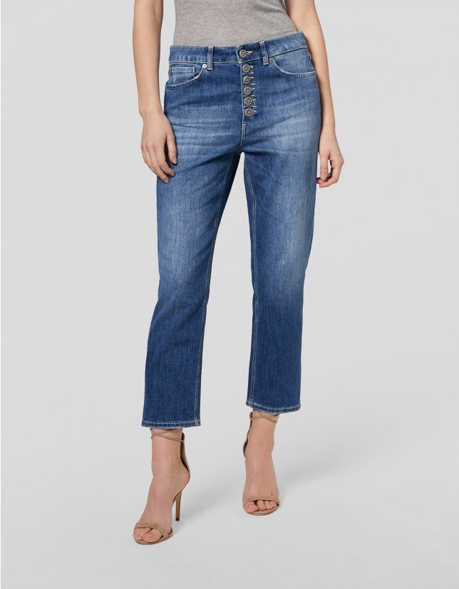 Dondup Jeans loose Koons gioiello DONDUP | 24 | DP268BDS0107DAY5