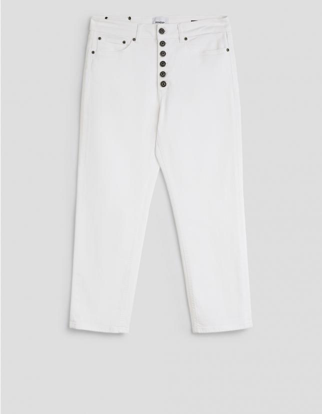 Dondup Jeans loose Koons in bull denim DONDUP | 24 | DP268BS0030D00