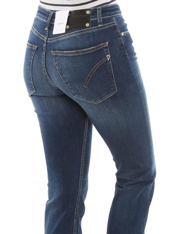 Dondup Jeans Slim Allie Vita alta DONDUP | 24 | DP527DSE302DED7W