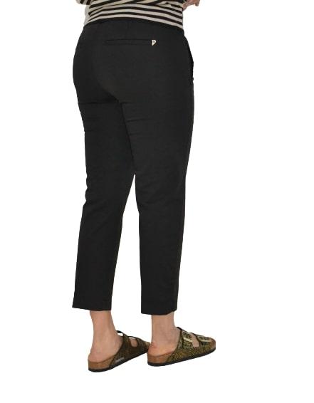 Dondup Pantalone carrot Ela in raso DONDUP | 9 | DP547RSE036D999