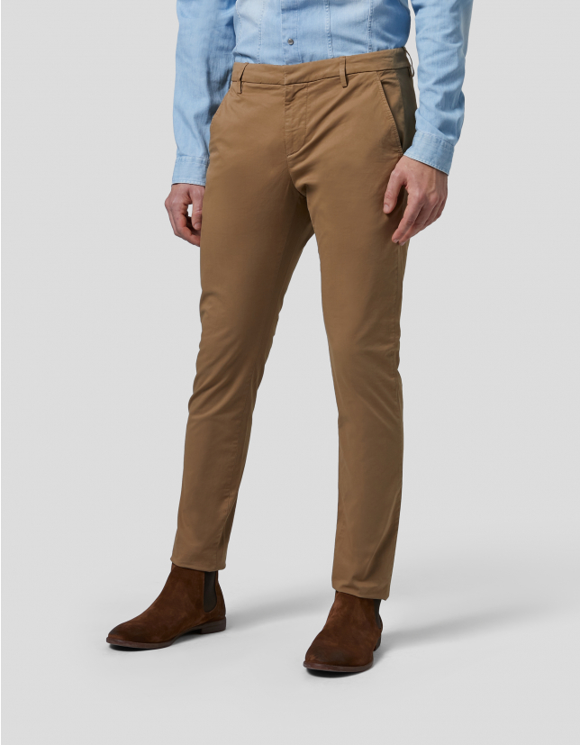 Dondup Pantalone Gaubert in Cotone DONDUP | 9 | UP235GSE046U028