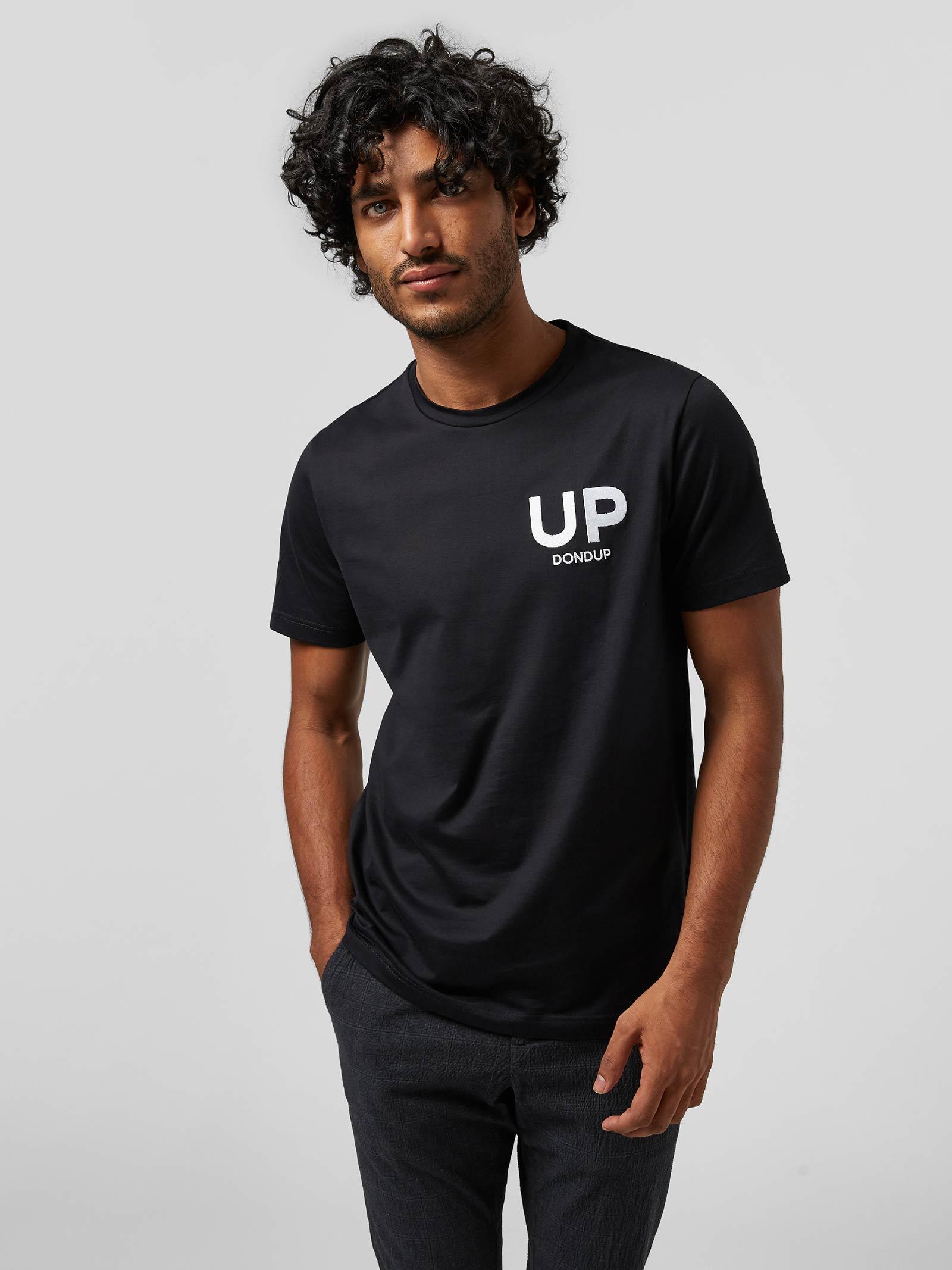 Dondup T-shirt regular in jersey DONDUP | 8 | US198JF0271UBF4999