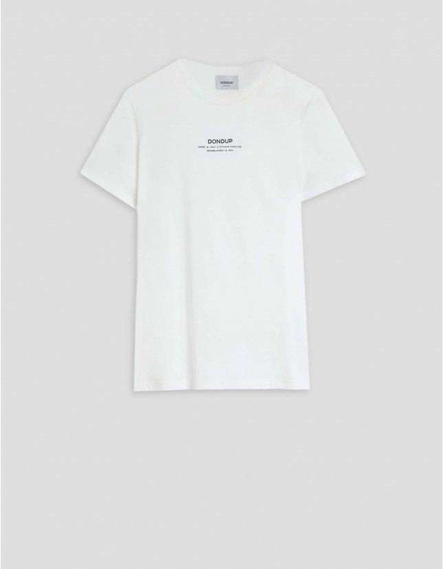 Dondup T-shirt regular in jersey clothing supplier DONDUP | 8 | US198JF0283UBH2000