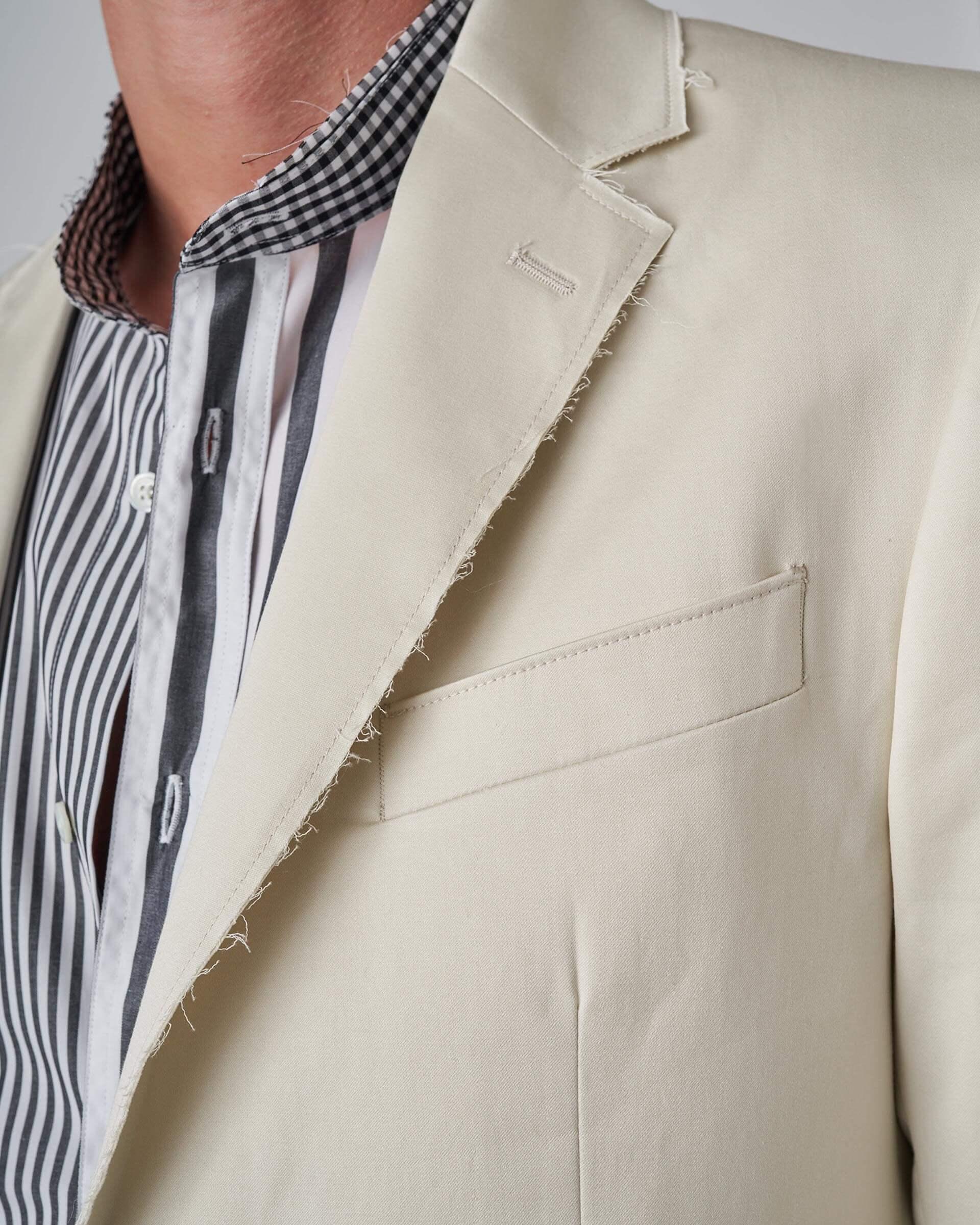 Grifoni  giacca 2 bottoni taglio vivo Grifoni | 3 | GI134009V/281902