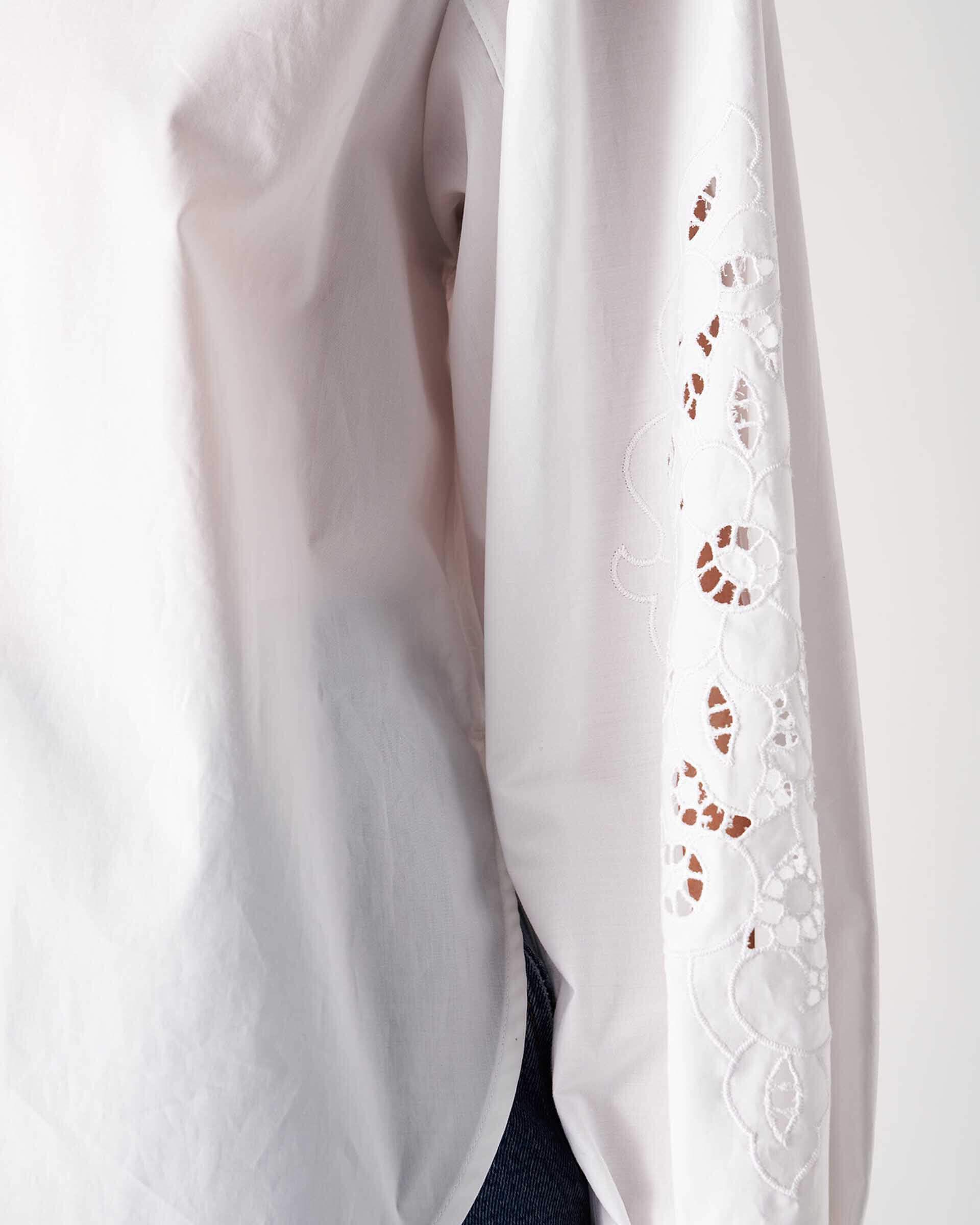 Grifoni camicia pizzo san gallo Grifoni | 6 | GI2200058/32001