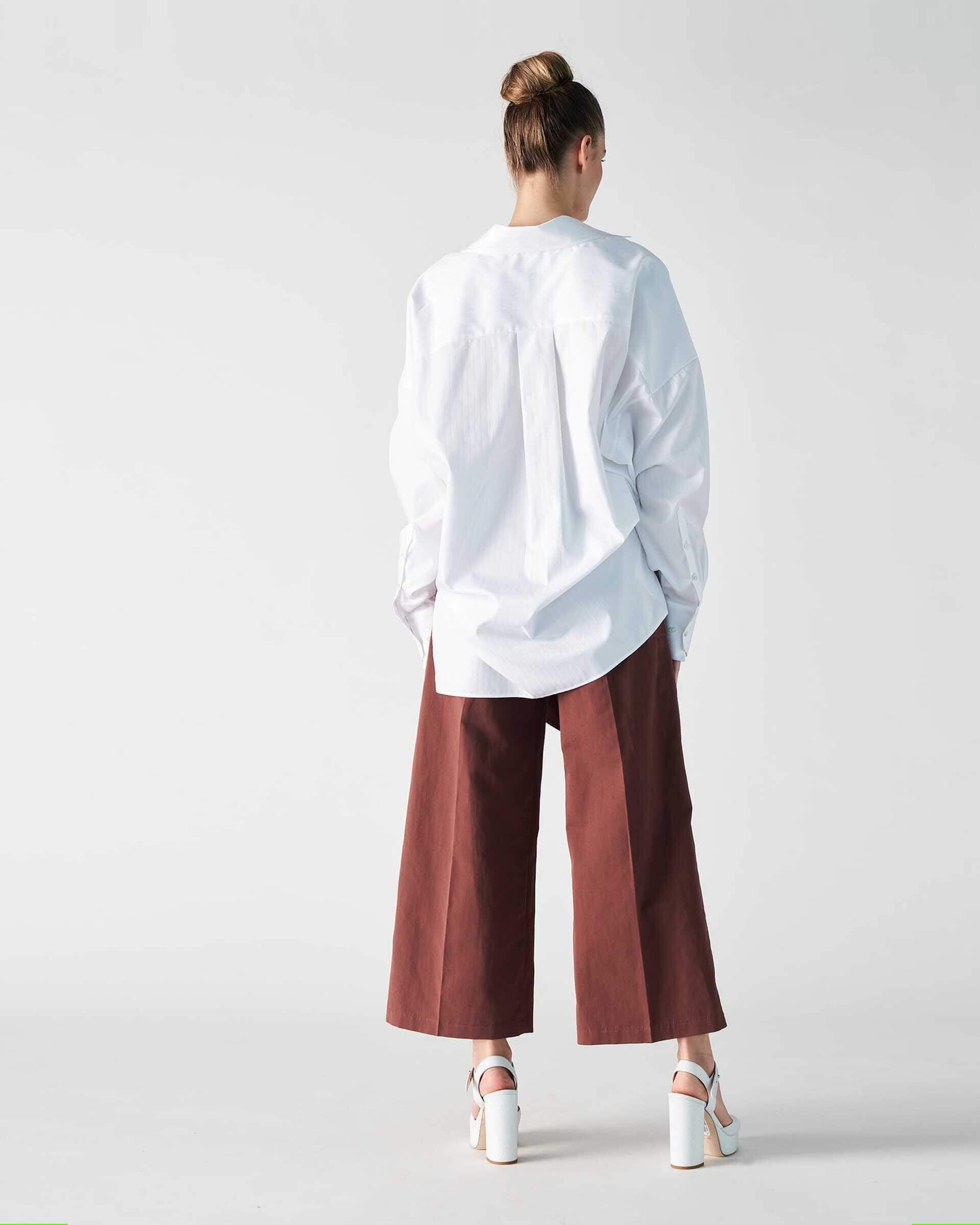 Grifoni camicia Oversize Grifoni | 6 | GI220039/44003