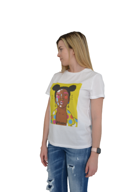 Moina T-Shirt profumata Afro 2. MOINA | 8 | 70819/A41