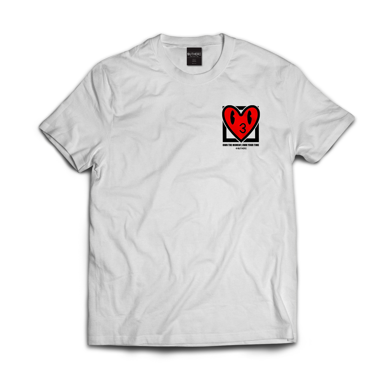 Outhere T-shirt mezza manica stampata Cupid Outhere | 8 | 1356412