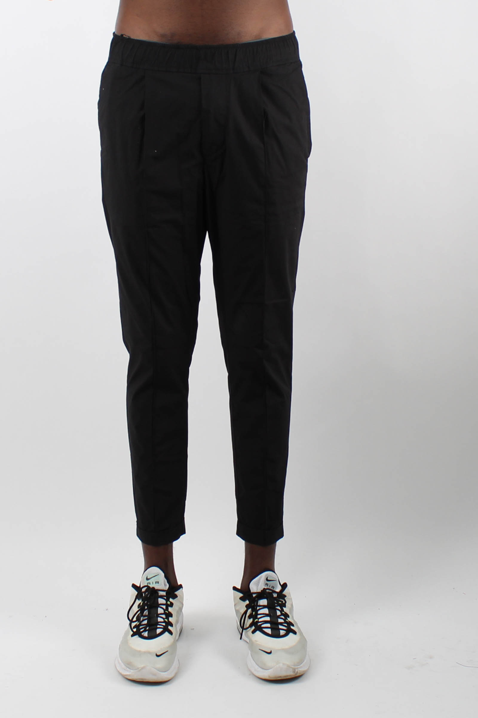 PMDS Pantalone Berry con coulisse nero PMDS | 9 | 417952402