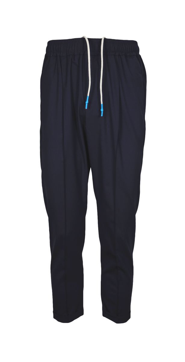 PMDS Pantalone Berry con coulisse blu PMDS | 9 | 417952406