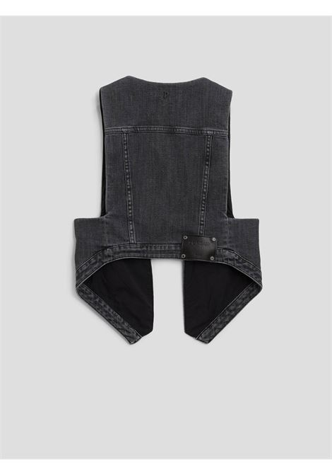Dondup gilet in denim DONDUP | 38 | DJ404DS272DBL8999