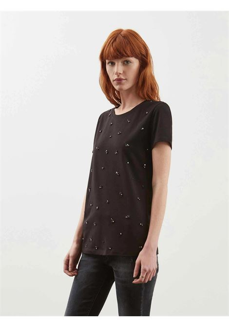 Dondup T-shirt multi strass DONDUP | 8 | S007JS0241DN26999