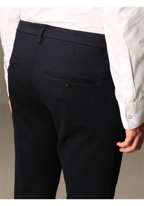 Pantalone slim Gaubert in Jersey DONDUP | 9 | UP235JS0251U890