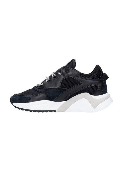 Sneakers Eze Mondial Resau- Noir Philippe Model | 12 | A10IEZLDWK1212