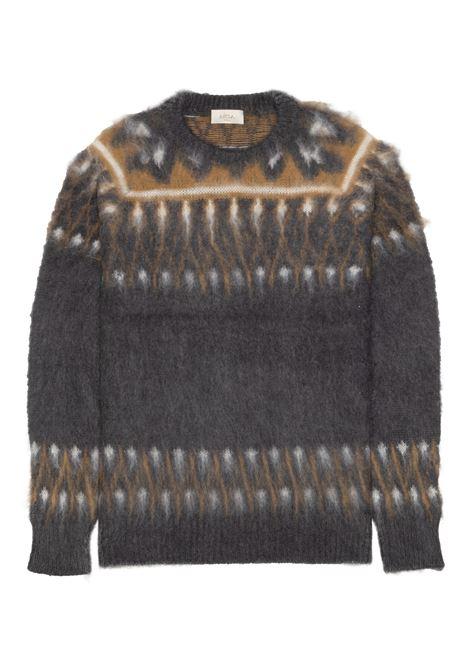 maglia girocollo norvegese garzata Altea | 5032251 | 216105521/R