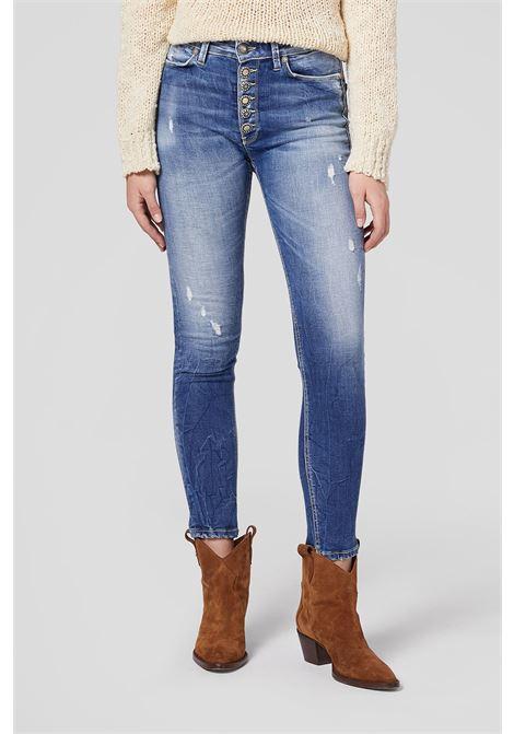 jeans Iris gioiello skinny fit DONDUP | 24 | DP450BDSE304DEE4