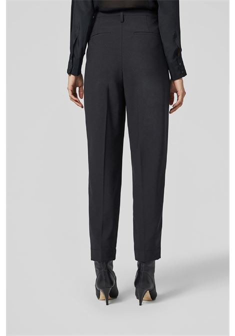 pantalone loose naima in techno flannel  DONDUP | 9 | DP543OS0105D999