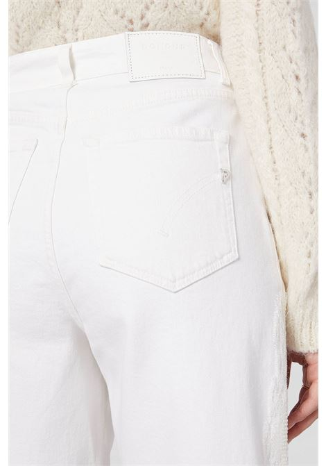 pantalone claire vita alta loose fit DONDUP | 9 | DP591BS033D000