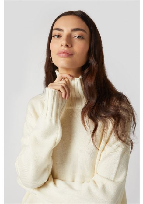 maglia dolcevita Boxy DONDUP | 5032251 | DT123M00796D003