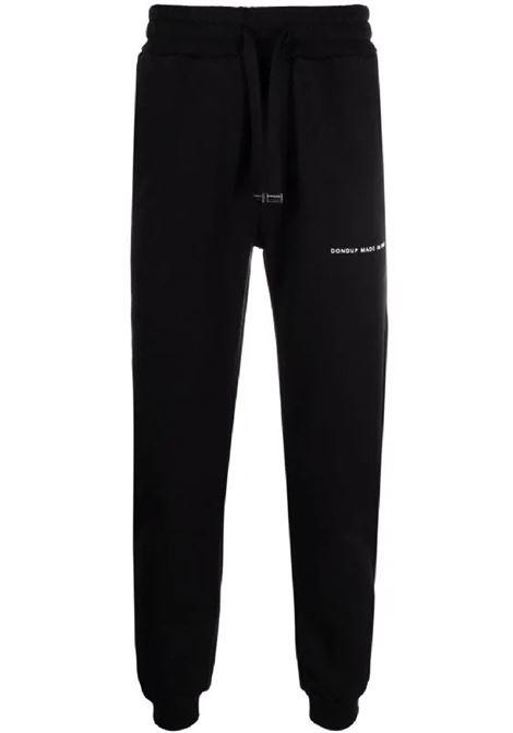 pantalone jogger in Felpa DONDUP | 9 | UF583KF0202U999