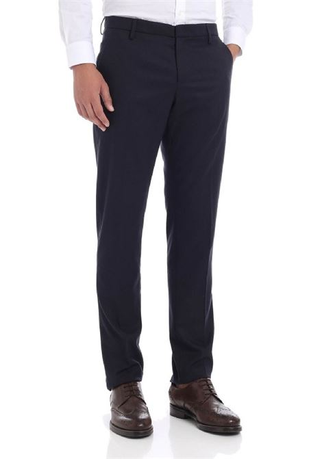pantalone slim gaubert tessuto diagonale modal DONDUP | 9 | UP235GS0051UBM5999