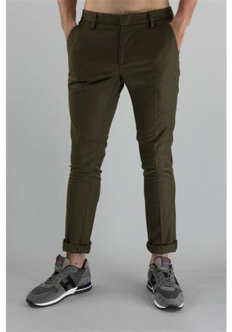 pantalone slim fit in lana stretch DONDUP | 9 | UP235WS0105U656