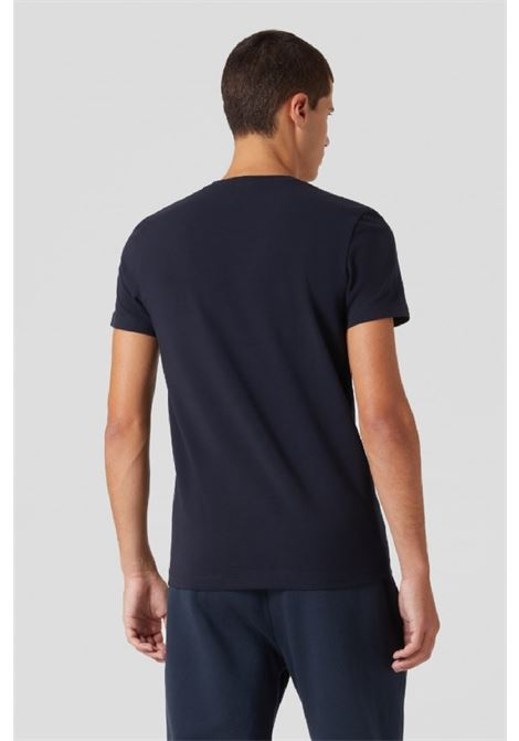 T-shirt slim in Jersey stretch DONDUP | 8 | US221JS0125UBW7890