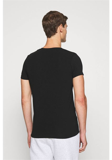 T-shirt slim in Jersey stretch DONDUP | 8 | US221JS0125UBW7999