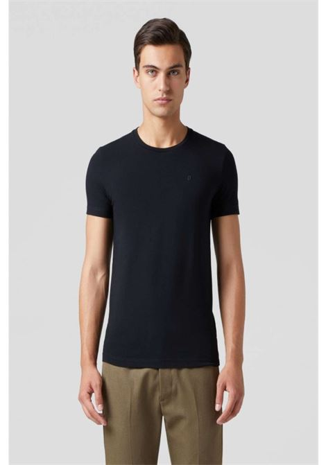 t-shirt slim in jersey stretch DONDUP | 8 | US221JS0125UZL4999