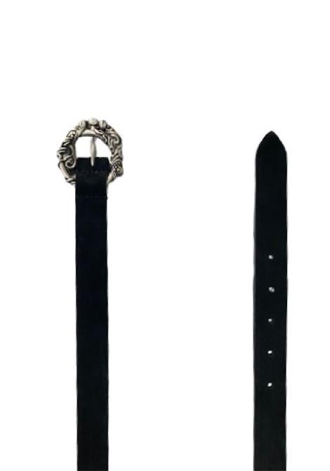 cintura in suede  h 2,5 cm DONDUP | 22 | WC253PL0272D999