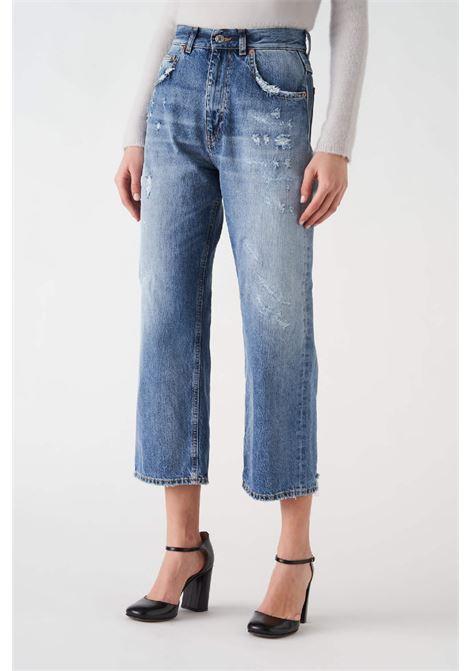 jeans uma mid rise regular leg Grifoni | 24 | GL242014/93/14014