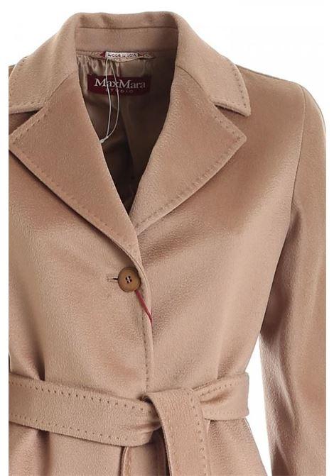 cappotto 3Ginger con cintura MAX MARA Studio | 17 | 60163213600006