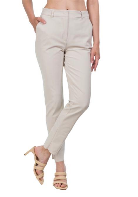 pantalone in tessuto tecnico giga MAX MARA Studio | 9 | 61361019600001