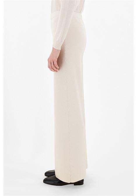 pantalone in filato di lana vergine MAX MARA Studio | 9 | 63360119600003