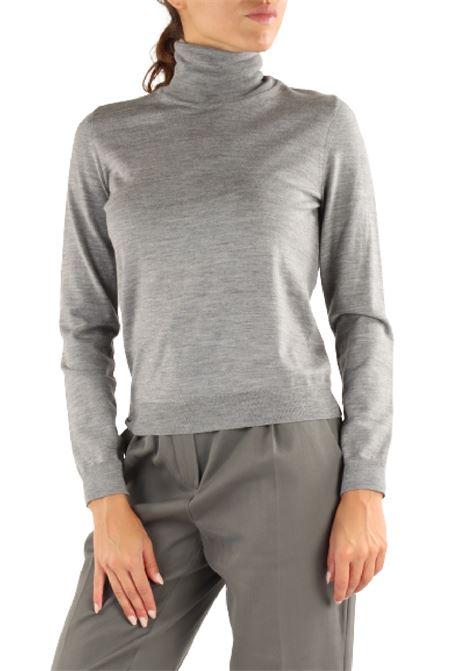maglia snob dolcevita in filato di lana MAX MARA Studio | 7 | 63661119600001