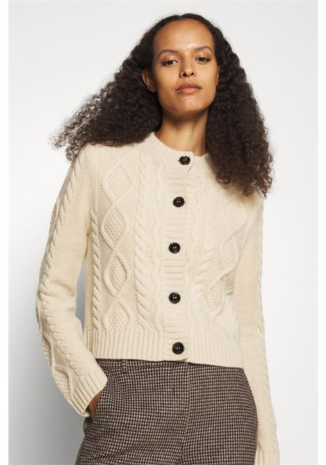 cardigan in filato di lana MAX MARA WEEKEND | 39 | 53460213600002