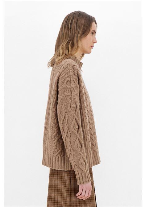 maglia ermes in filato di lana MAX MARA WEEKEND | 7 | 53662113600005
